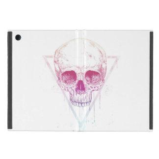 三角形のスカル iPad MINI ケース