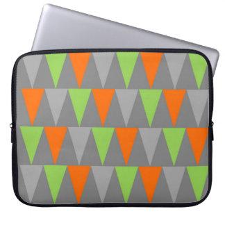 三角形のデザインのネオプレンのラップトップスリーブ ラップトップスリーブ