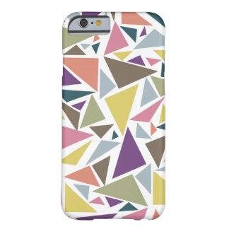 三角形の分散 BARELY THERE iPhone 6 ケース
