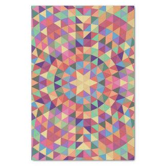 三角形の曼荼羅1 薄葉紙