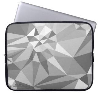 三角形のDei Soliのラップトップのバッグ ラップトップスリーブ