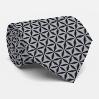 三角形パターン タイ