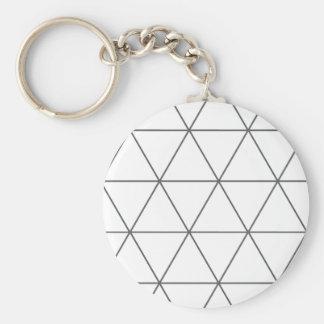 三角形01の規則 キーホルダー