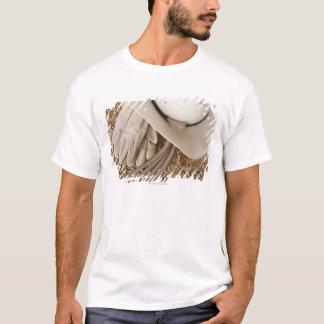 三角波のカーボーイ・ハット手袋そしてロープ Tシャツ