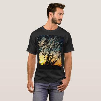 三角波の止め枠 Tシャツ