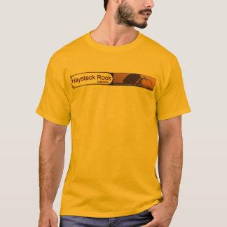 三角波の石 Tシャツ