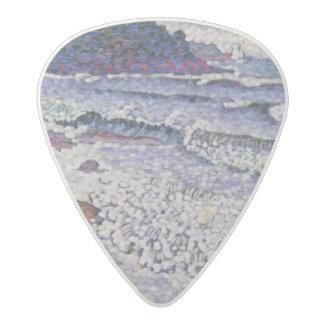 三角波の立つ海1902-3年 アセタール ギターピック