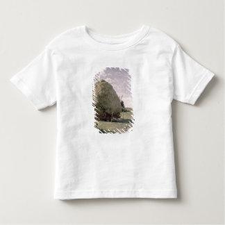 三角波 トドラーTシャツ