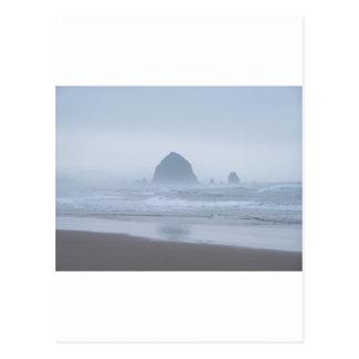 三角波Rock1 ポストカード