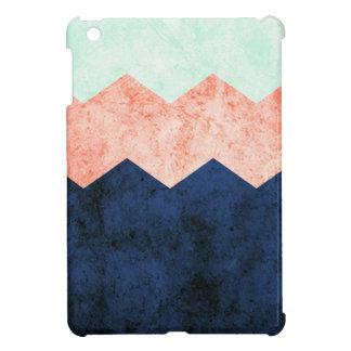 三重のシェブロン iPad MINI カバー