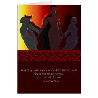 三重の女神 カード