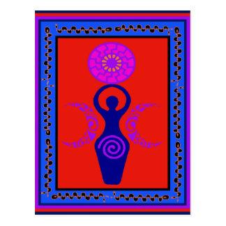 三重の女神 ポストカード