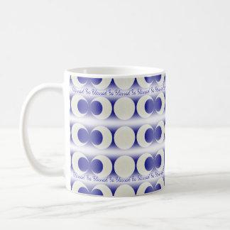 三重の月の異教徒は恵みスタイルの異教徒の衰退します コーヒーマグカップ