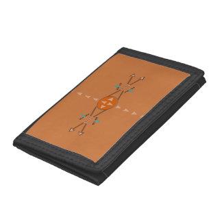 三重弓矢の財布