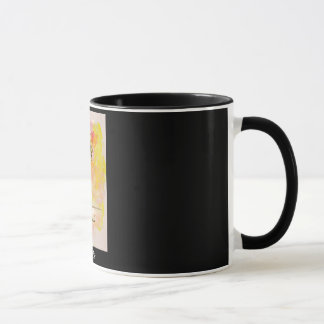 """""""三重項"""" 11のoz。 信号器のコーヒー・マグ マグカップ"""