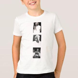 三Gandhi Tシャツ