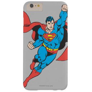 上がるスーパーマンの右の握りこぶし BARELY THERE iPhone 6 PLUS ケース