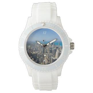 上でからのシカゴ 腕時計