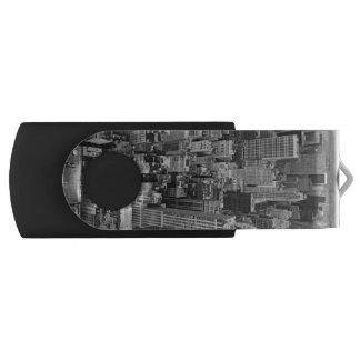 上でからのマンハッタン USBフラッシュドライブ