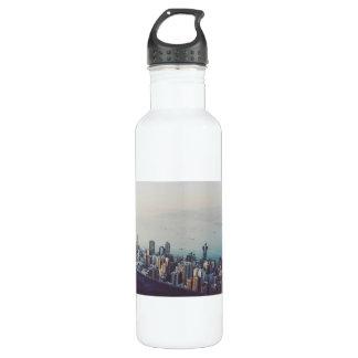 上でからの香港 ウォーターボトル