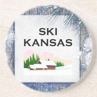 上のスキーカンザス コースター