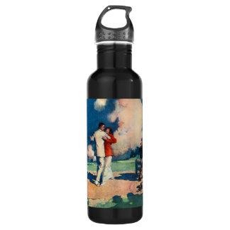 上のタンゴの夏 ウォーターボトル