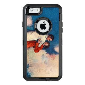 上のタンゴの夏 オッターボックスディフェンダーiPhoneケース