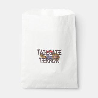 上のテールゲートの恐怖 フェイバーバッグ