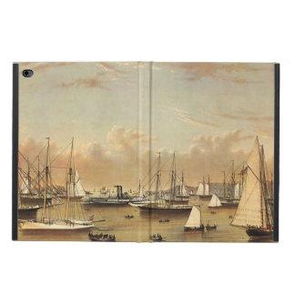 上のヨットの分隊 POWIS iPad AIR 2 ケース