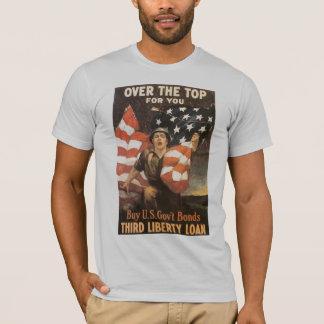 上の世界大戦2に Tシャツ