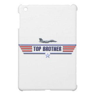 上の兄弟のロゴ iPad MINIケース