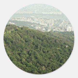 上の写真からのソウル ラウンドシール