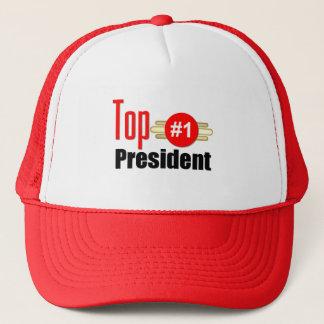 上の大統領 キャップ