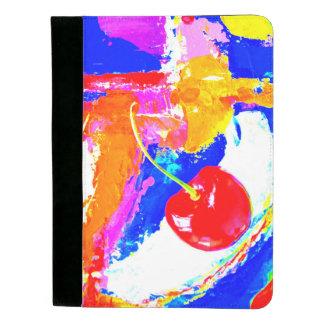 上の芸術家のさくらんぼはPadfolioを設計しました パッドフォリオ