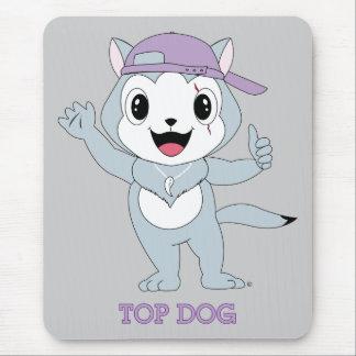 上のDog™ マウスパッド