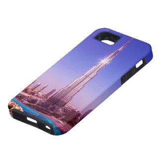 上へのBurjドバイ iPhone SE/5/5s ケース