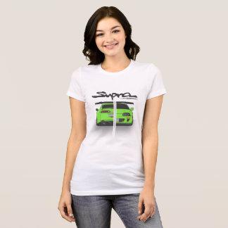 上トヨタ- CarCorner Tシャツ