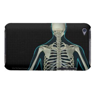 上体5の骨 Case-Mate iPod TOUCH ケース