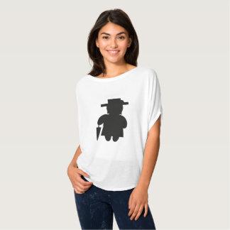上品なビクトリアンな女性Women's T-Shirt Tシャツ