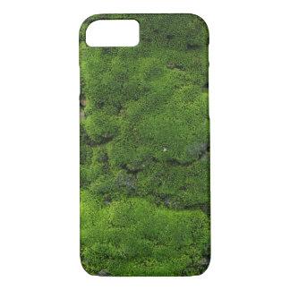 上品なモスグリーンの質のiPhone 7の場合 iPhone 8/7ケース