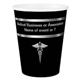上品な医学のテーマ 紙コップ