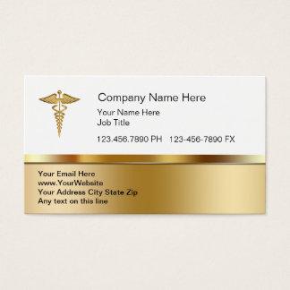 上品な医学の名刺 名刺