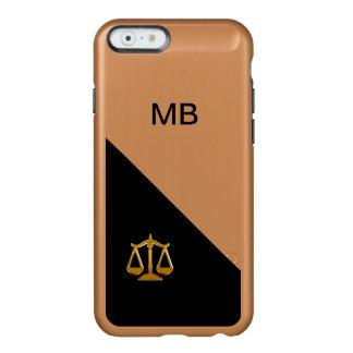 上品な弁護士のテーマ INCIPIO FEATHER SHINE iPhone 6ケース