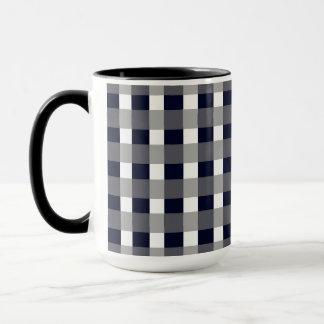 上品な海軍 マグカップ