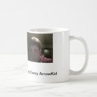 上品な滞在 コーヒーマグカップ