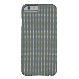 上品な緑の設計細い軽量のiPhone 6の場合 Barely There iPhone 6 ケース