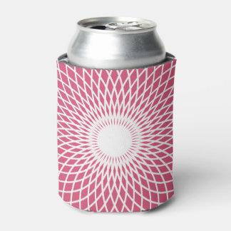 上品は幾何学的なCOOLER_MODERNの白い網できます 缶クーラー