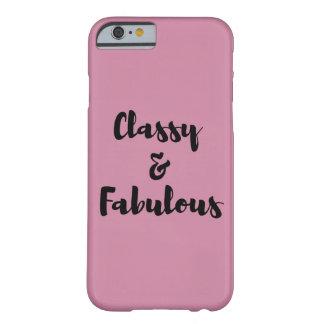 上品及びすてき BARELY THERE iPhone 6 ケース