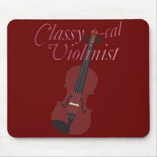 上品calバイオリン奏者 マウスパッド