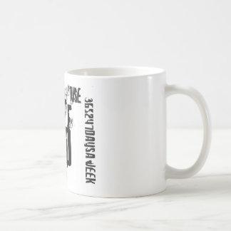 上昇のパフの粉砕の服装 コーヒーマグカップ